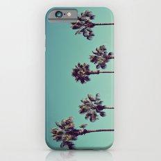 California Palm Trees Slim Case iPhone 6s