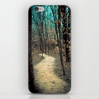A Winter's Journey iPhone & iPod Skin