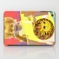 She plays with the sun / PRINCESS 23-07-16 iPad Case