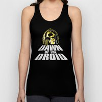 Dawn Of The Droid Unisex Tank Top