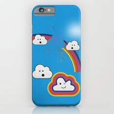 The Great Rainbow Cloud Robbery Slim Case iPhone 6s