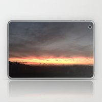 Fired Horizons Laptop & iPad Skin