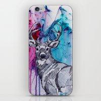 Oh My 'deer' iPhone & iPod Skin
