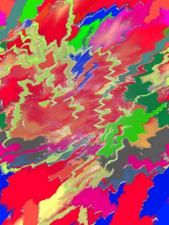 Sugar Shock Art Print