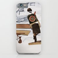 at home iPhone 6 Slim Case