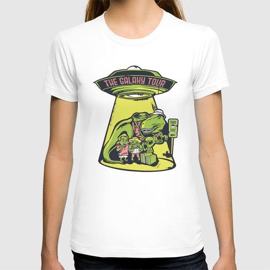 Galaxy Tour T-shirt
