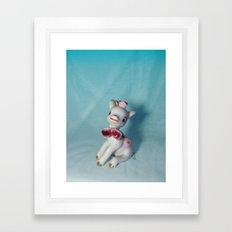Bloodlust Bambi Framed Art Print