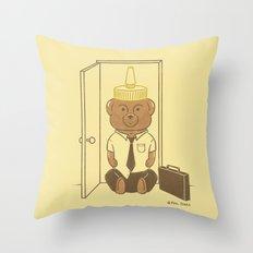 Honey, I'm Home. Throw Pillow