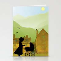 Childhood Dreams, The Pr… Stationery Cards