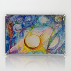Orbs In Motion Laptop & iPad Skin