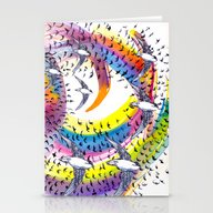 Spin And Spin Stationery Cards