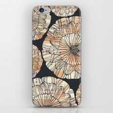vintage botanical iPhone & iPod Skin