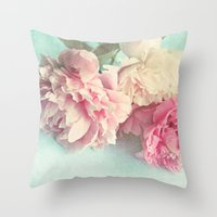 like yesterday Throw Pillow