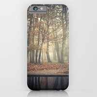 Trees In Mist iPhone 6 Slim Case