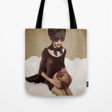 With Great Power Tote Bag