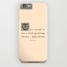 Wish-Granting Factory Slim Case iPhone 6s