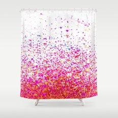 sparkles Shower Curtain