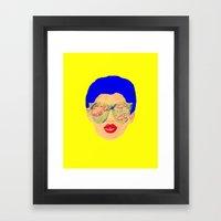 Fubar Framed Art Print