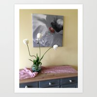 Ladybird For Your Home Art Print