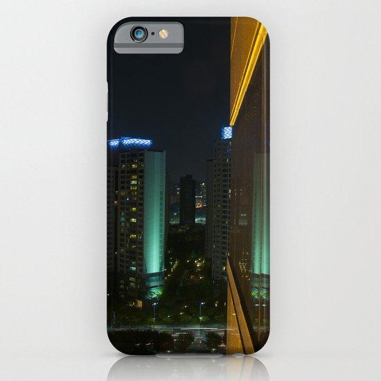 Seoul Reflection iPhone & iPod Case