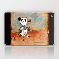 Mend Yourself Laptop & iPad Skin