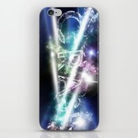 CrAsH in the Universe iPhone & iPod Skin