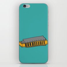 Harmonica iPhone & iPod Skin