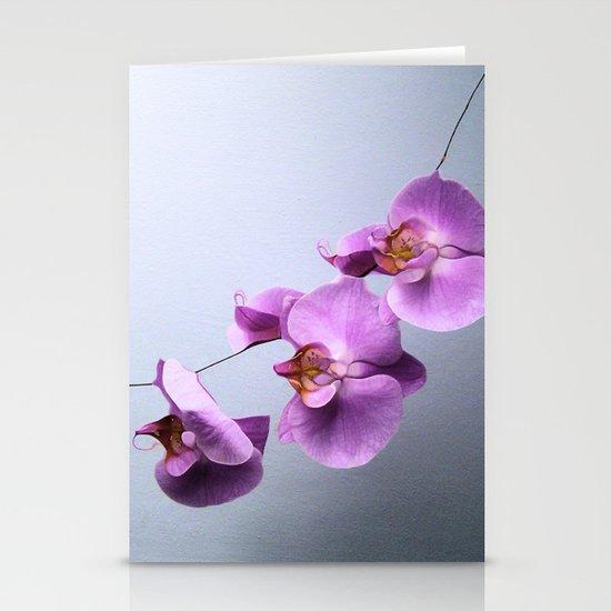 Ikebana Stationery Card