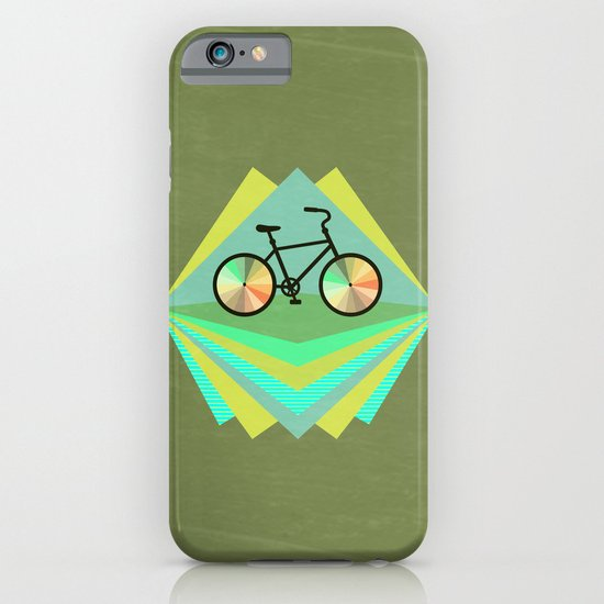 wanna ride my bicycle iPhone & iPod Case