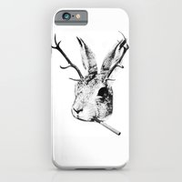 iPhone & iPod Case featuring Sargeant Slaughtered by Shipwreck Moon Designs