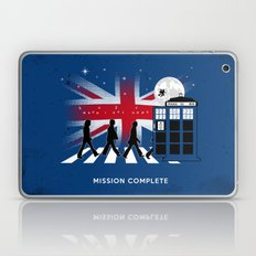 Doctor Who on Abbey Road! Keep Calm and Rock On! Harry Potter Laptop & iPad Skin