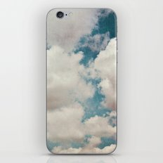 January Clouds iPhone & iPod Skin