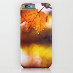 Fall into Autumn iPhone 6 Slim Case
