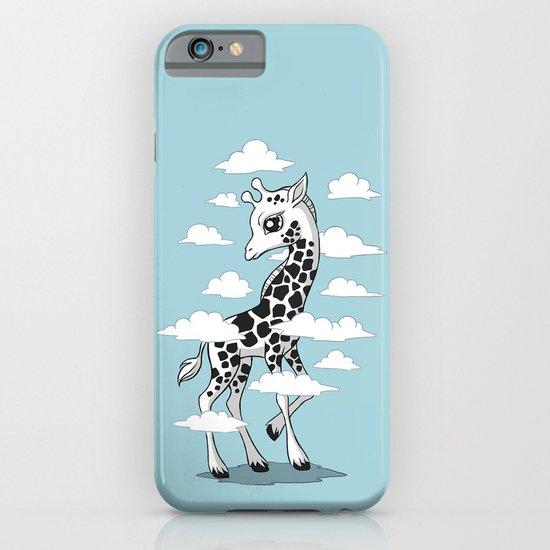 Wandering Giraffe iPhone & iPod Case