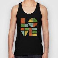 Love Is Unisex Tank Top