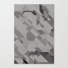 Graphites Canvas Print