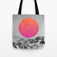 Middle Of Nowhere I Tote Bag