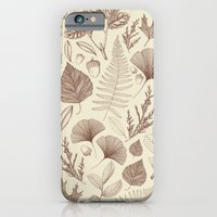 iPhone & iPod Case featuring Study of Growth by Zeke Tucker