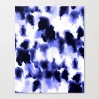 Kindred Spirits Blue Canvas Print