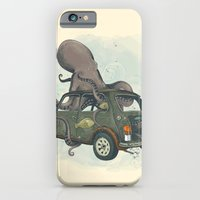 iPhone & iPod Case featuring Beastie of the Deep by Clinton Jacobs