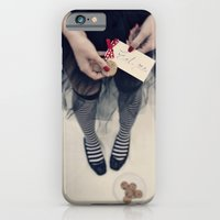 iPhone & iPod Case featuring Eat me by Irene Miravete