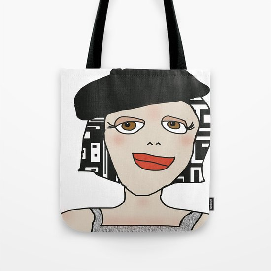 Digital Paper Doll 01 Tote Bag