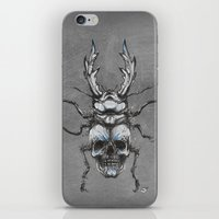 Beetleskull iPhone & iPod Skin