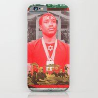 iPhone & iPod Case featuring Gamelan Into The Meek Supernatural by Young Weirdos Guild