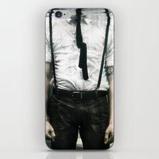 abyss of the disheartened VIII iPhone & iPod Skin
