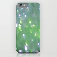 iPhone & iPod Case featuring Glitter Bubbling by Intrinsic Journeys