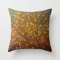 Magical 02 Throw Pillow