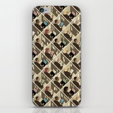 Cubicles iPhone & iPod Skin