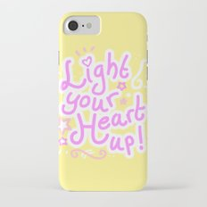 Light your heart up! iPhone 7 Slim Case