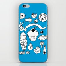 Sticker World iPhone & iPod Skin